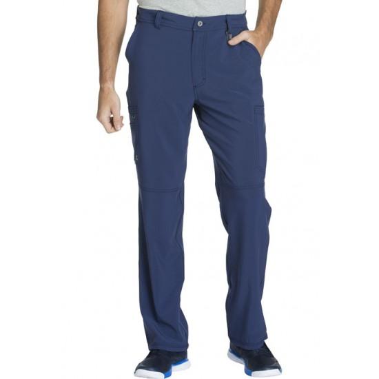 Pantalon (homme) Infinity bleu marin
