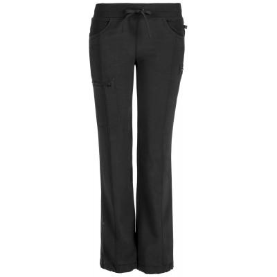 Pantalon à cordon Infinity noir