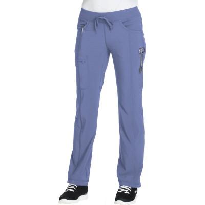 Pantalon à cordon Infinity bleu ciel