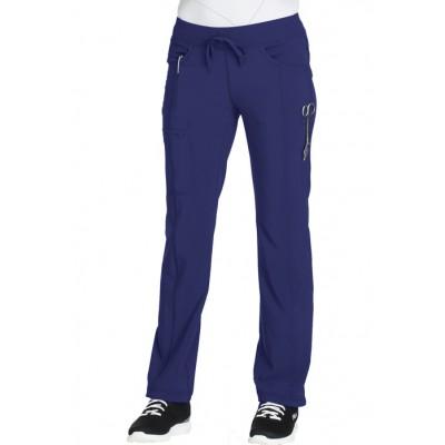 Pantalon à cordon Infinity bleu galaxie