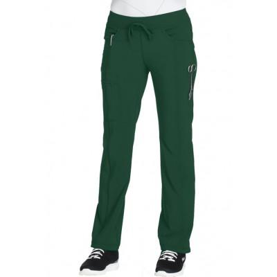 Pantalon à cordon Infinity vert chasseur
