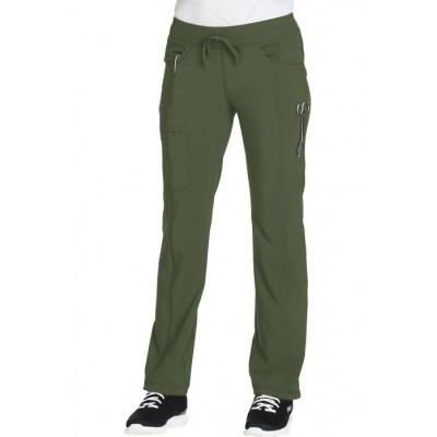 Pantalon à cordon Infinity olive