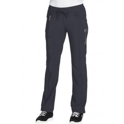 Pantalon à cordon Infinity charbon
