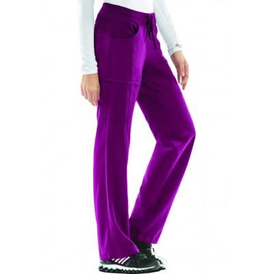 Pantalon à cordon Infinity bourgogne