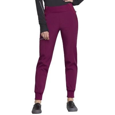 Pantalon skinny Infinity bourgogne