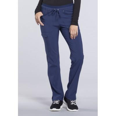 Pantalon à jambe ajustée iFlex bleu marin
