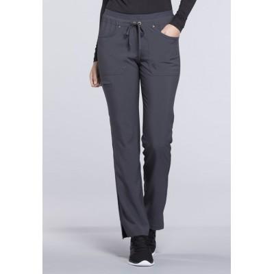Pantalon à jambe ajustée iFlex charbon