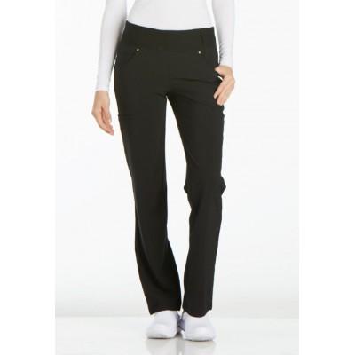 Pantalon taille élastique iFlex noir