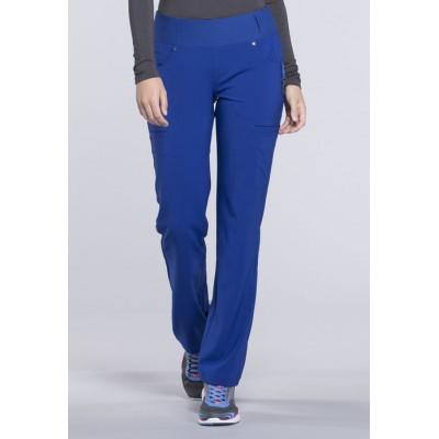 Pantalon taille élastique iFlex bleu galaxie