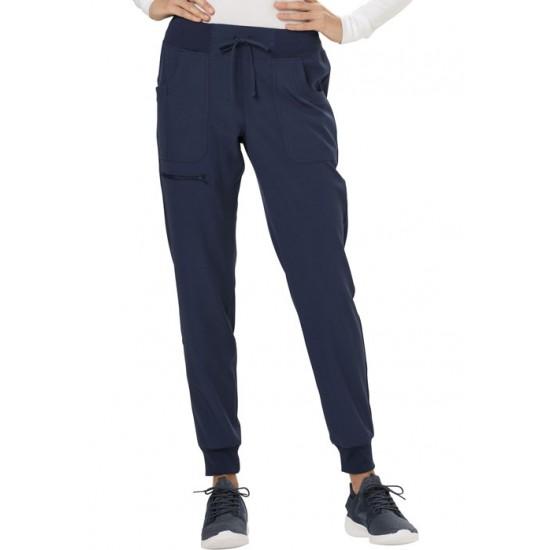 Pantalon ''skinny'' bleu marin Heartsoul