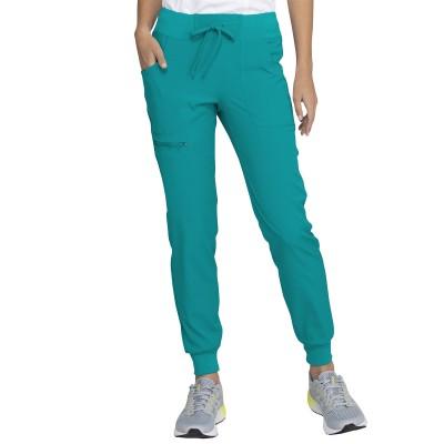 Pantalon ''skinny'' bleu sarcelle Heartsoul