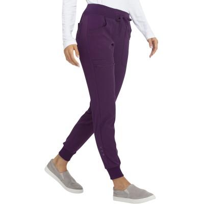 Pantalon ''skinny'' aubergine Heartsoul