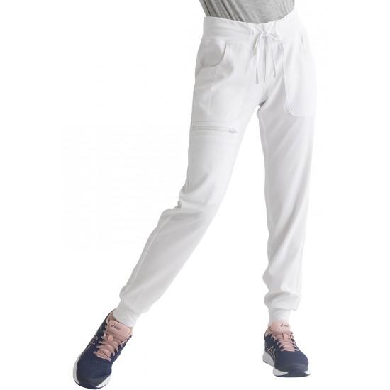 Pantalon ''skinny'' blanc Heartsoul