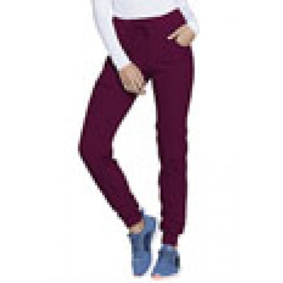 Pantalon ''skinny'' bourgogne  Heartsoul